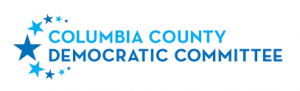 Columbia County Democrativ Committee logo